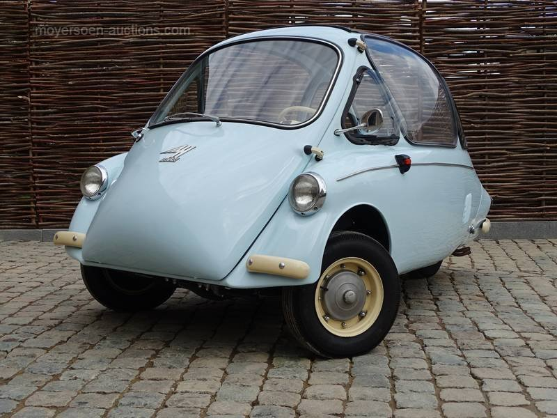 1960 HEINKEL Cabin T153 For Sale by Auction (picture 1 of 6)