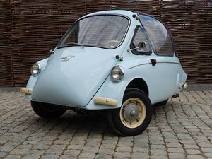 1960 HEINKEL Cabin T153 For Sale by Auction