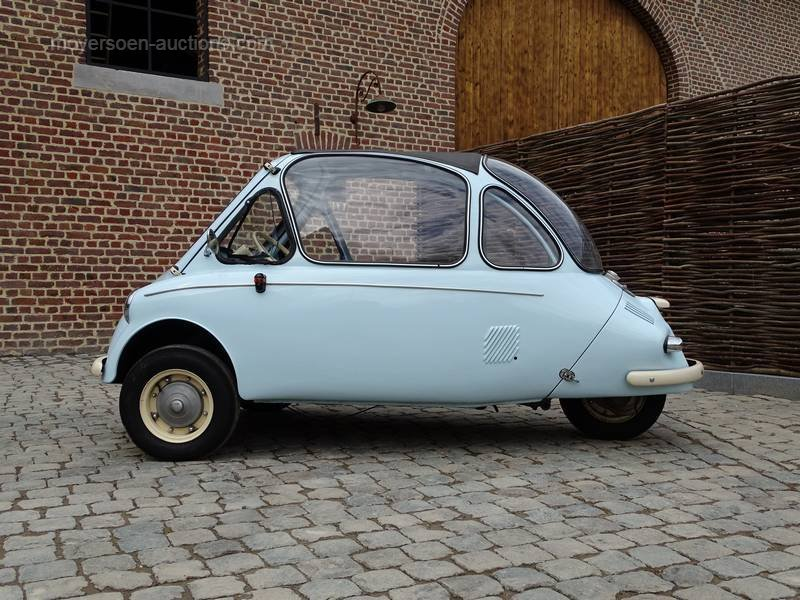 1960 HEINKEL Cabin T153 For Sale by Auction (picture 2 of 6)