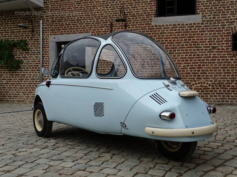 1960 HEINKEL Cabin T153 For Sale by Auction (picture 3 of 6)
