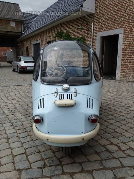 1960 HEINKEL Cabin T153 For Sale by Auction (picture 4 of 6)