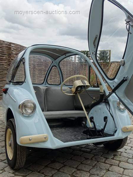 1960 HEINKEL Cabin T153 For Sale by Auction (picture 5 of 6)