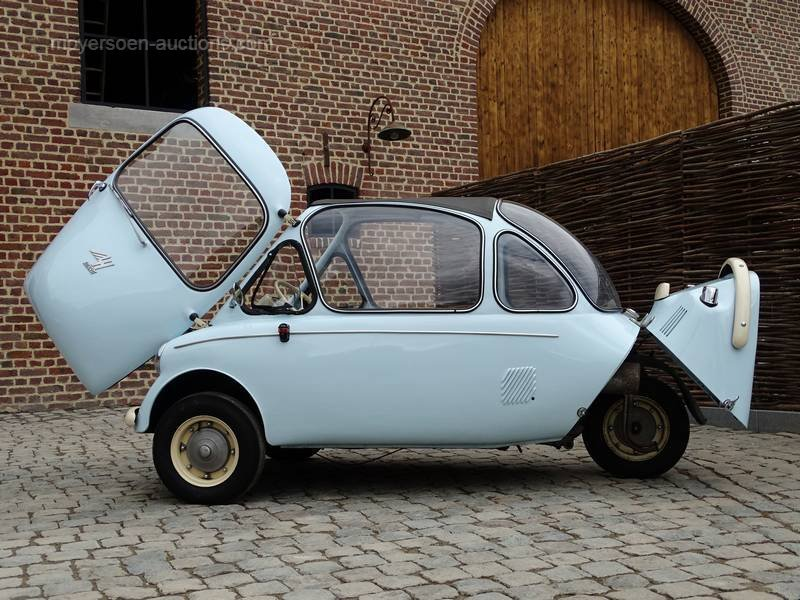 1960 HEINKEL Cabin T153 For Sale by Auction (picture 6 of 6)