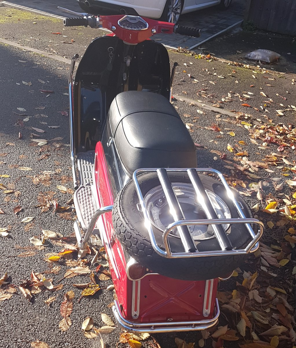1961 Heinkel Tourist scooter Classic  For Sale (picture 3 of 6)