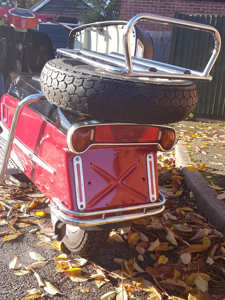 1961 Heinkel Tourist scooter Classic  For Sale (picture 6 of 6)