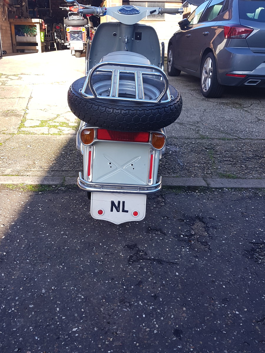1963 Classic Heinkel Tourist scooter  NOW SOLD For Sale (picture 5 of 6)