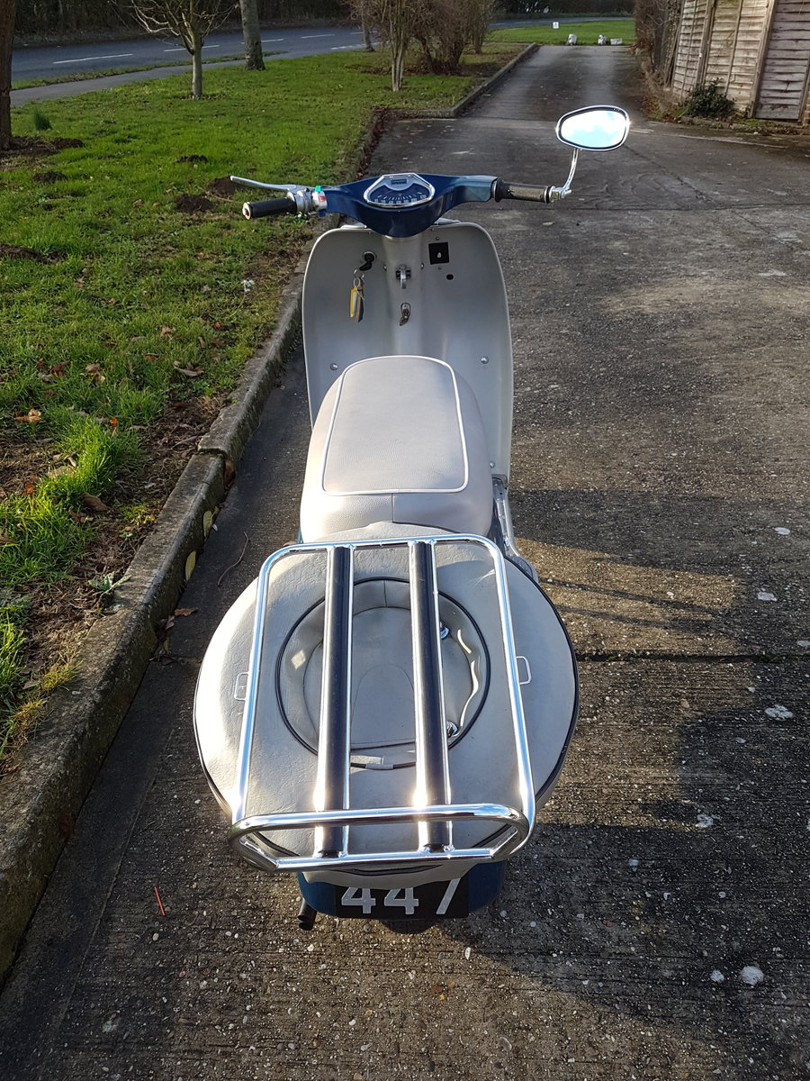 1960 Heinkel Tourist Scooter For Sale (picture 4 of 6)