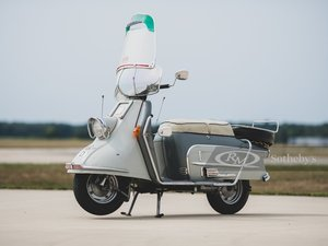 1963 Heinkel Tourist Scooter