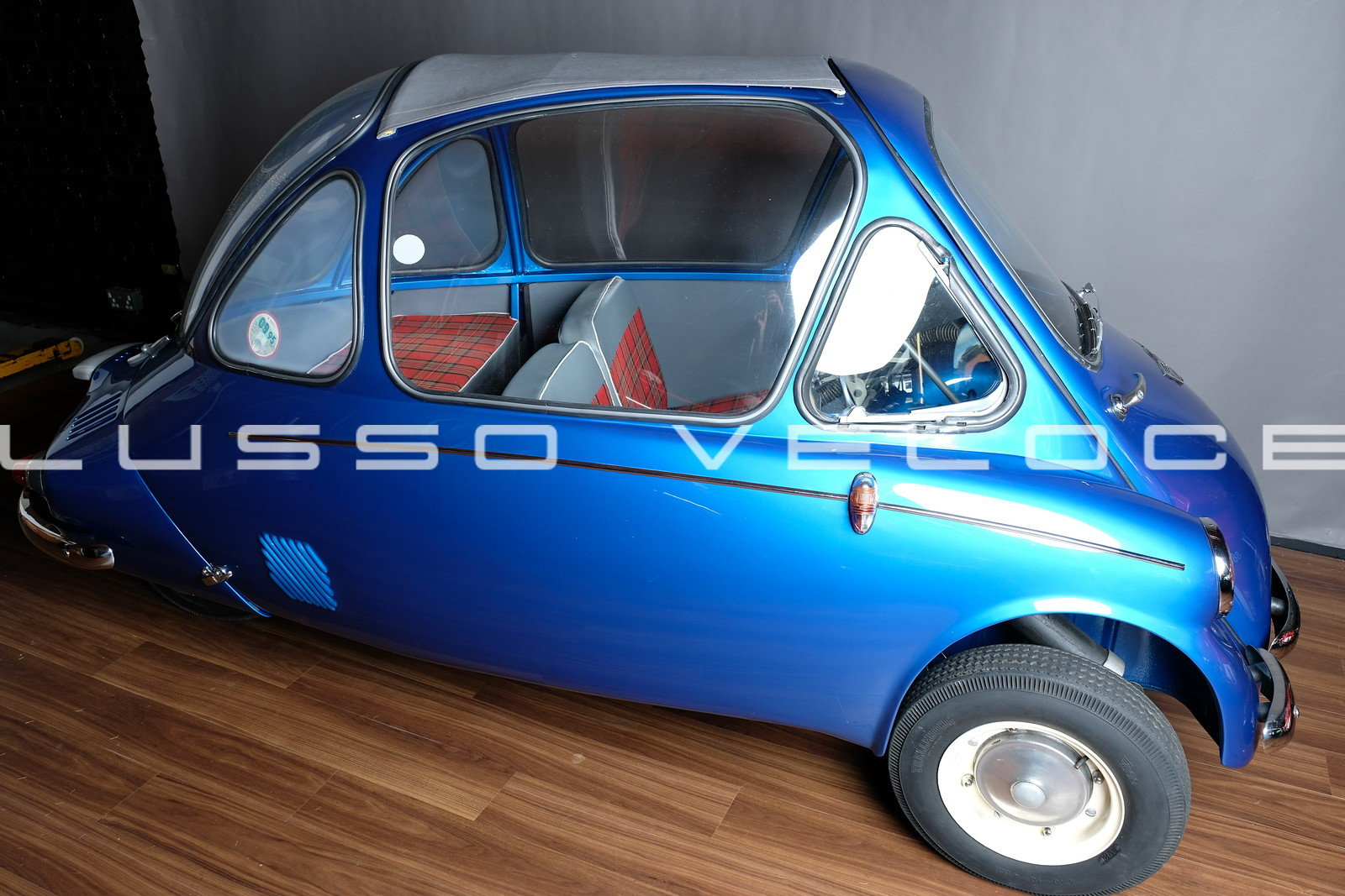 1962 Heinkle Trojan Bubble car  For Sale (picture 5 of 6)