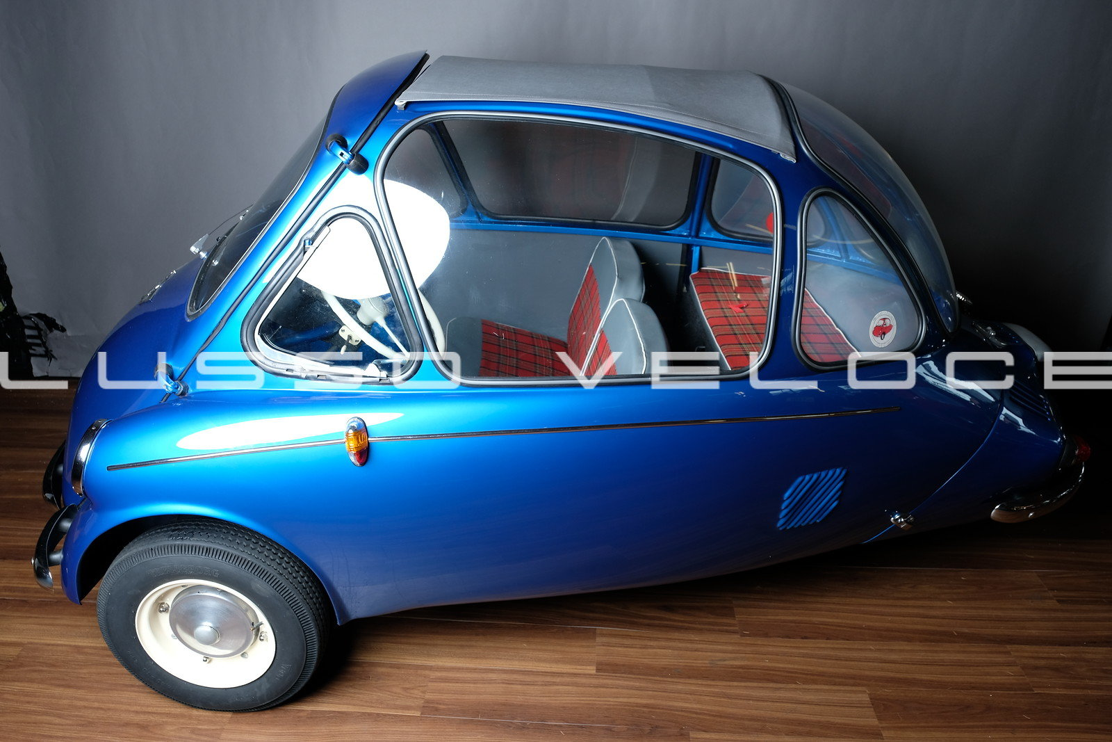 1962 Heinkle Trojan Bubble car  For Sale (picture 6 of 6)