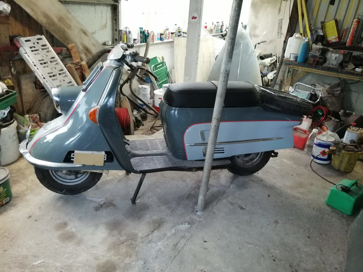 1953 Heinkel Tourist A2 For Sale (picture 1 of 3)