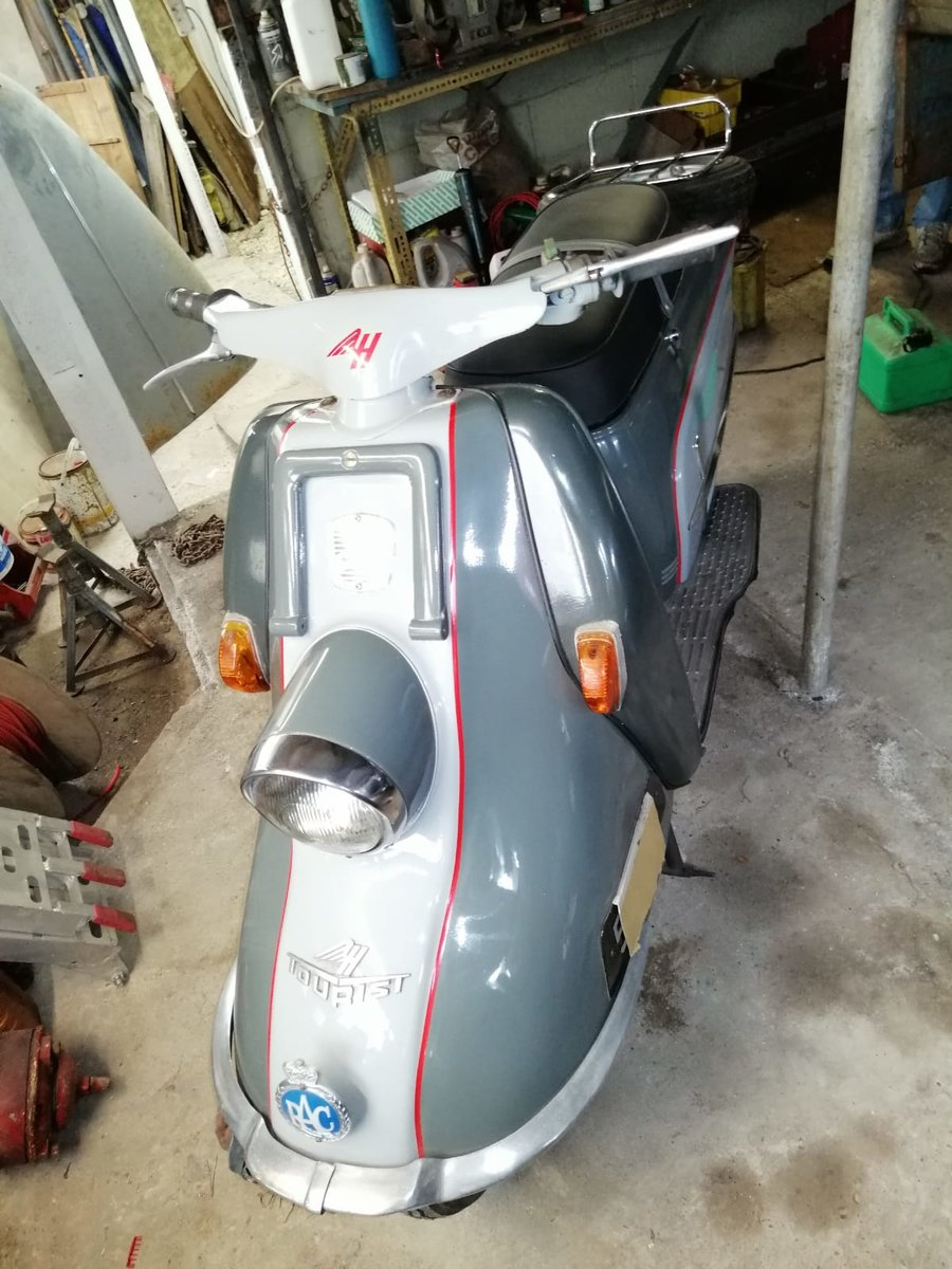 1953 Heinkel Tourist A2 For Sale (picture 2 of 3)