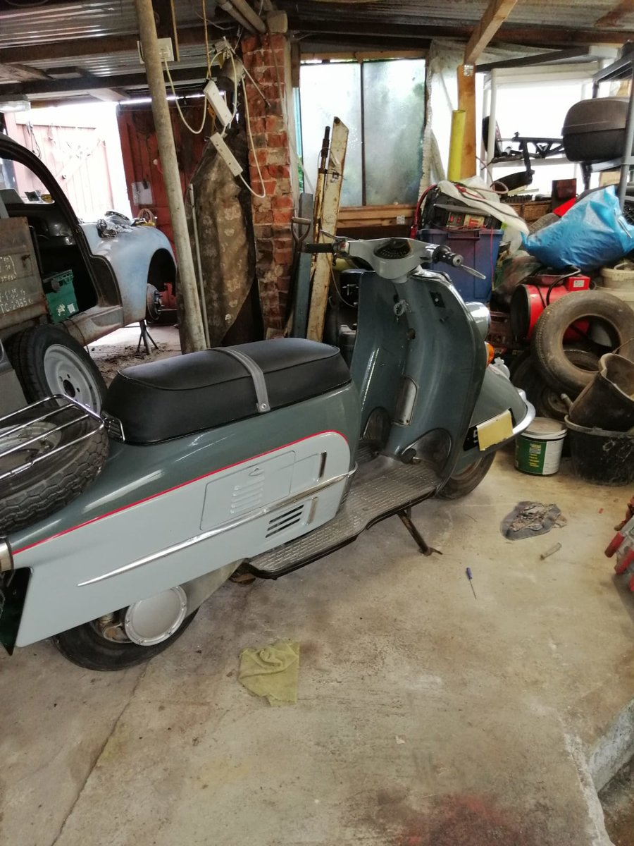 1953 Heinkel Tourist A2 For Sale (picture 3 of 3)