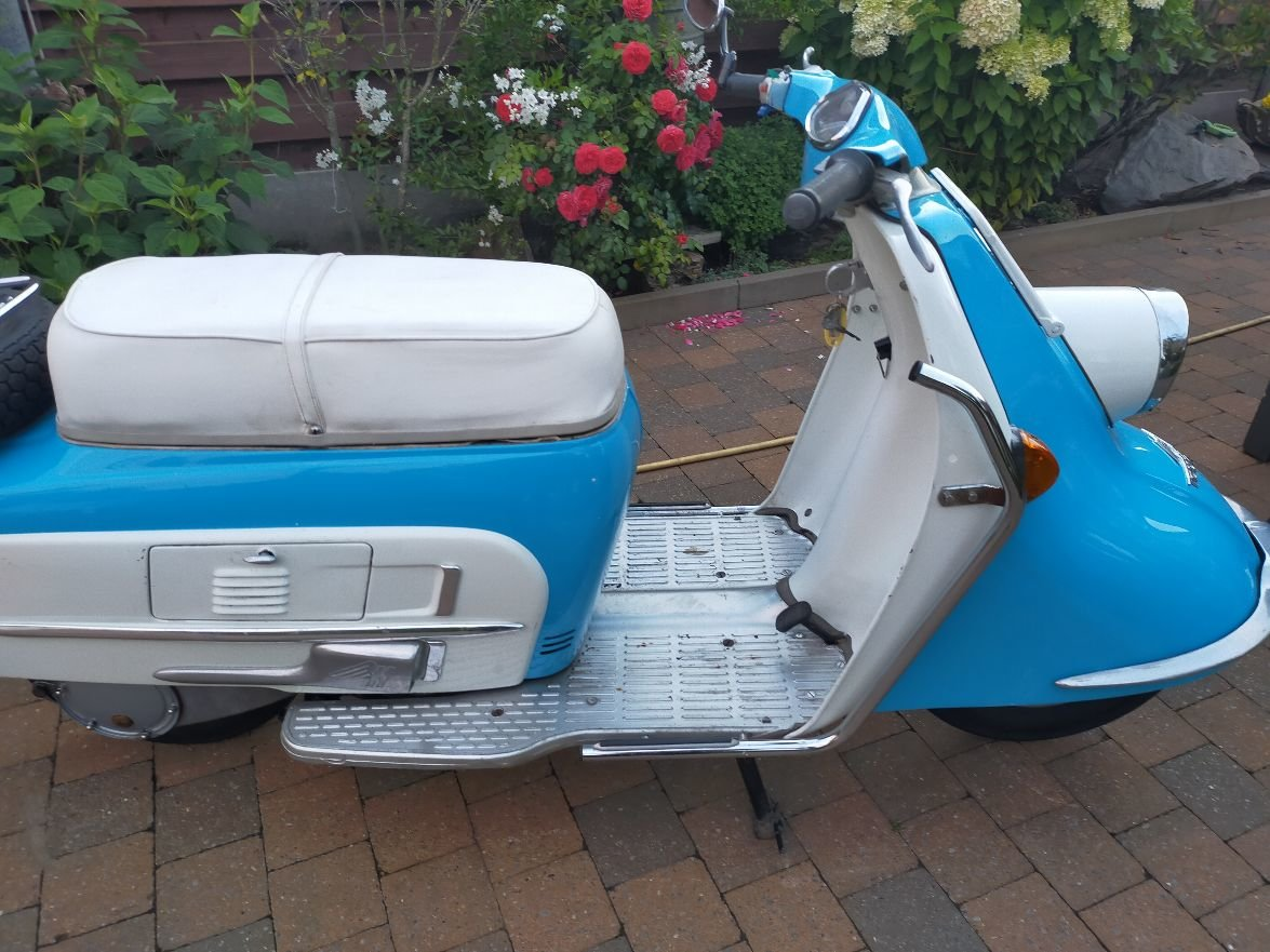 1964 Heinkel 103 A-2 For Sale (picture 4 of 6)