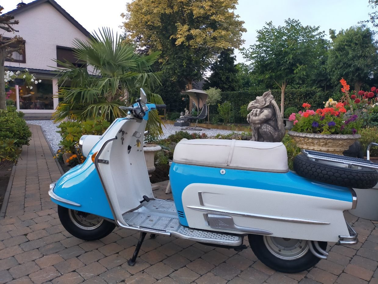 1964 Heinkel 103 A-2 For Sale (picture 5 of 6)