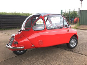 1959 Heinkel Ireland fully restored