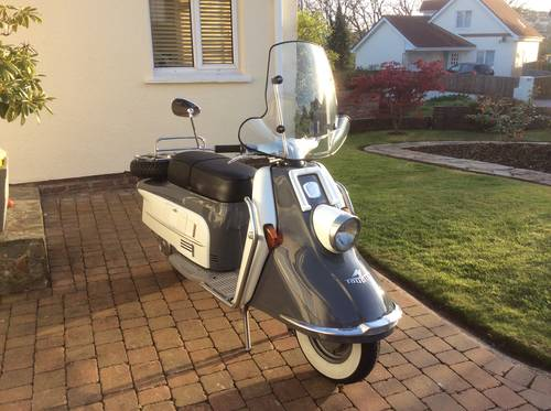 Heinkel Tourist  103 A2 1962 SOLD (picture 1 of 6)