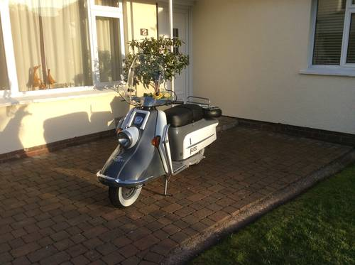 Heinkel Tourist  103 A2 1962 SOLD (picture 2 of 6)