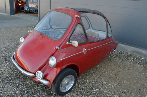 1959 Heinkel Trojan  SOLD (picture 1 of 6)