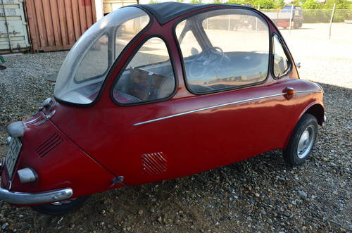 1959 Heinkel Trojan  SOLD (picture 2 of 6)