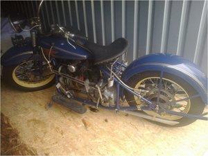 Henderson 4, KJ Streamline , Excelsior 1929 For Sale