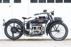 Picture of 1924 Henderson De Luxe Four For Sale by Auction