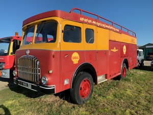 CLASSIC EVENT/DISPLAY TRUCK AEROSHELL