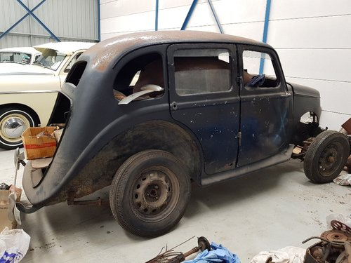 1946 Hillman Minx Restoration Prokect by Firma Australia For Sale (picture 2 of 6)