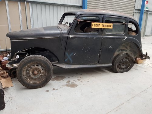 1946 Hillman Minx Restoration Prokect by Firma Australia For Sale (picture 4 of 6)