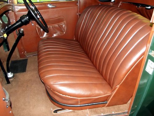 1931 HILLMAN WIZARD COUPE CABRIOLET SOLD (picture 5 of 6)