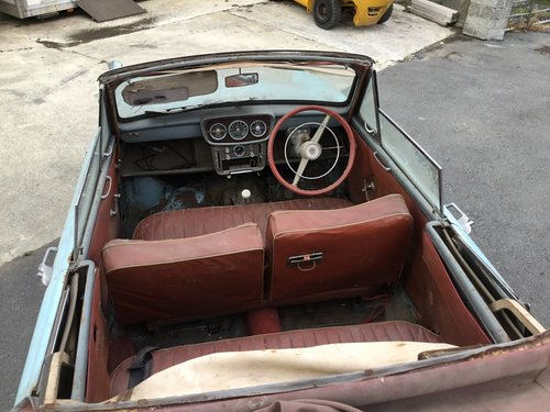 1956 Hillman Minx convertible For Sale (picture 2 of 6)