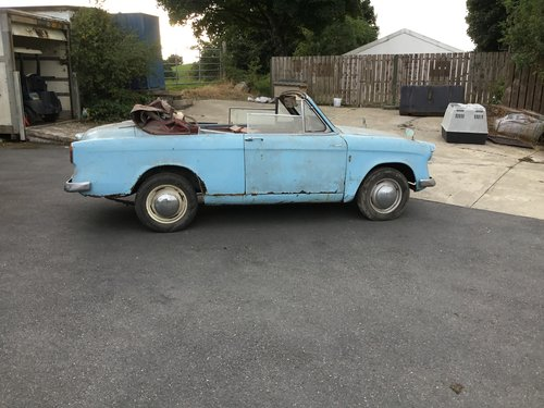 1956 Hillman Minx convertible For Sale (picture 6 of 6)