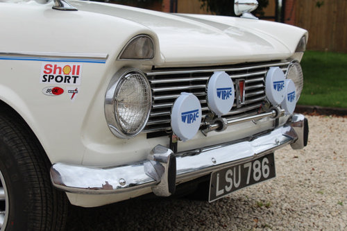 1964 Hillman Super Minx Convertible Stunning Example  For Sale (picture 5 of 6)