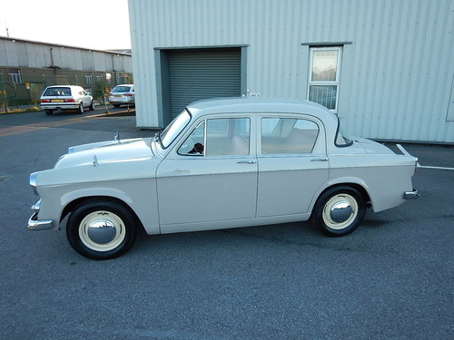 1959 HILLMAN MINX De-Luxe Series lll SOLD (picture 1 of 6)