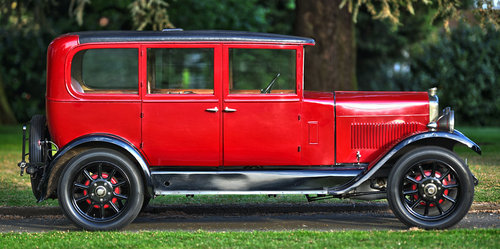1928 Hillman 14hp Safety Saloon For Sale (picture 3 of 6)