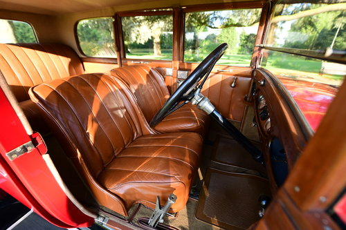 1928 Hillman 14hp Safety Saloon For Sale (picture 5 of 6)