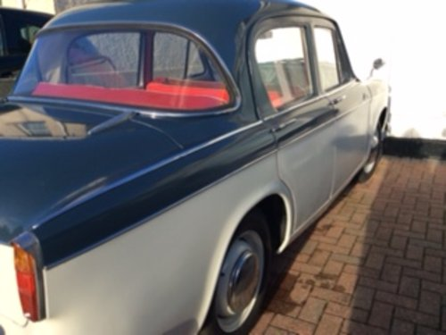 1959 hillman minx for sale SOLD (picture 5 of 6)