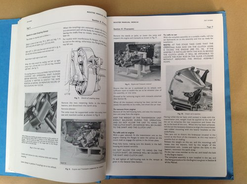 Hillman Imp & Chamois Rootes Workshop Manual For Sale (picture 4 of 4)