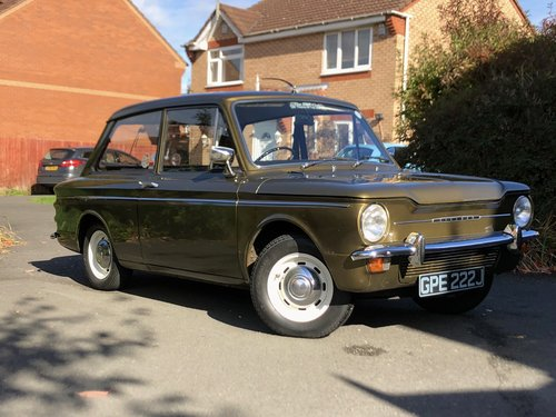 1971 Hillman Imp Deluxe 'Alice' SOLD (picture 1 of 6)