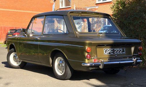 1971 Hillman Imp Deluxe 'Alice' SOLD (picture 2 of 6)