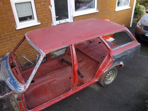 Hillman Avenger Mk1 Estate Project For Sale (picture 1 of 6)