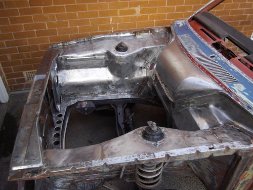 Hillman Avenger Mk1 Estate Project For Sale (picture 6 of 6)