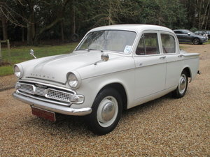 1963 Hillman Minx Deluxe (Card Payments Accepted & Delivery) SOLD