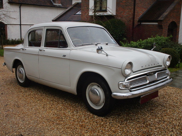 1963 Hillman Minx Deluxe (Card Payments Accepted & Delivery) SOLD (picture 2 of 6)