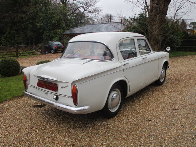 1963 Hillman Minx Deluxe (Card Payments Accepted & Delivery) SOLD (picture 3 of 6)