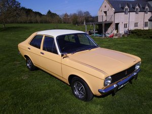 1976 Hillman Avenger 1600 Automatic Top Hat Model For Sale
