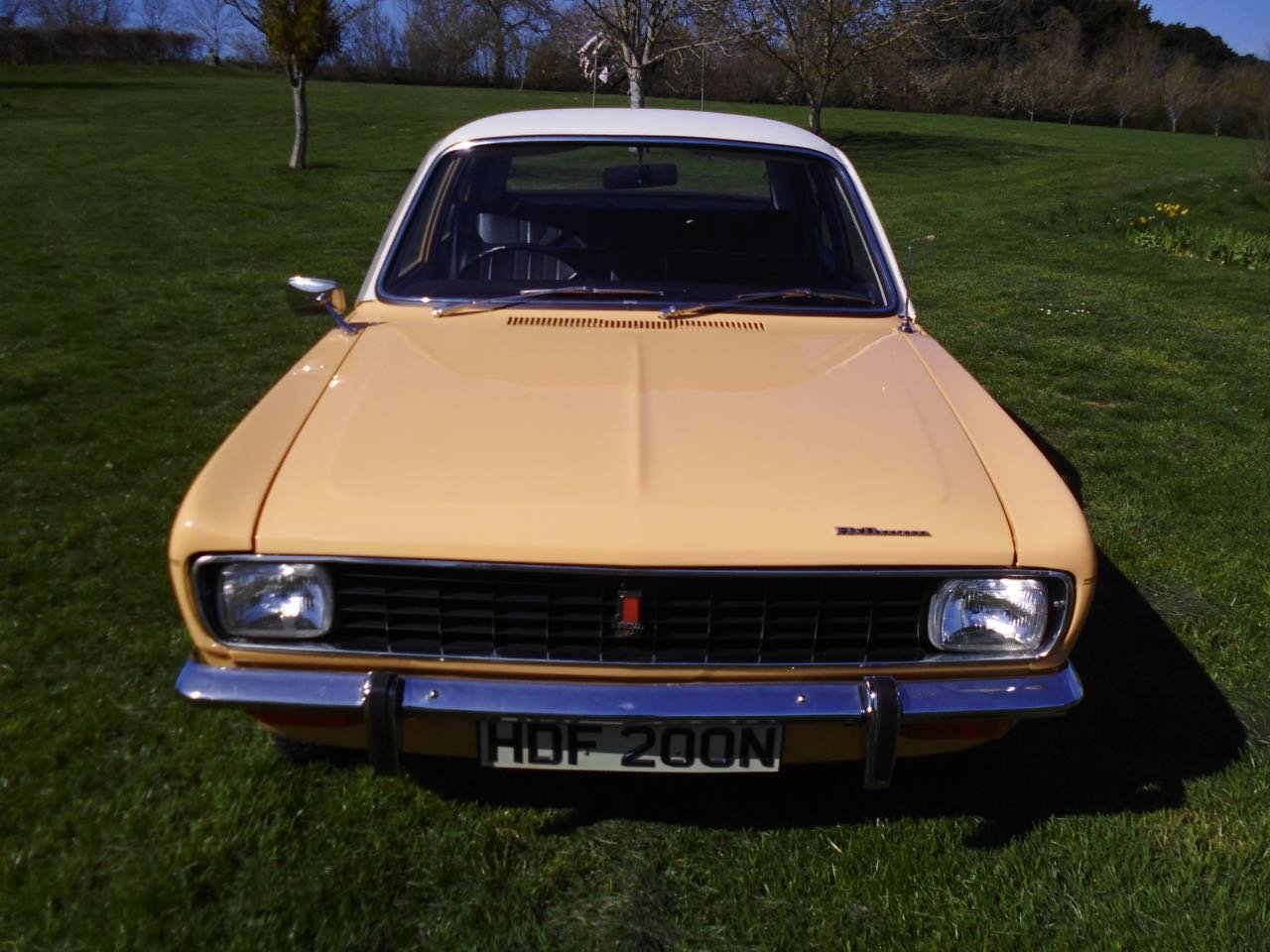 1976 Hillman Avenger 1600 Automatic Sunseeker Model SOLD (picture 6 of 6)