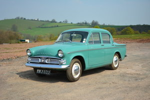 1961 Hillman Minx 1500 For Sale by Auction