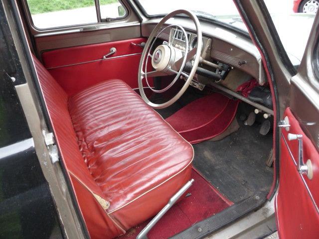 Hillman Minx Mk8 1955 1400cc Ohv SOLD (picture 5 of 6)