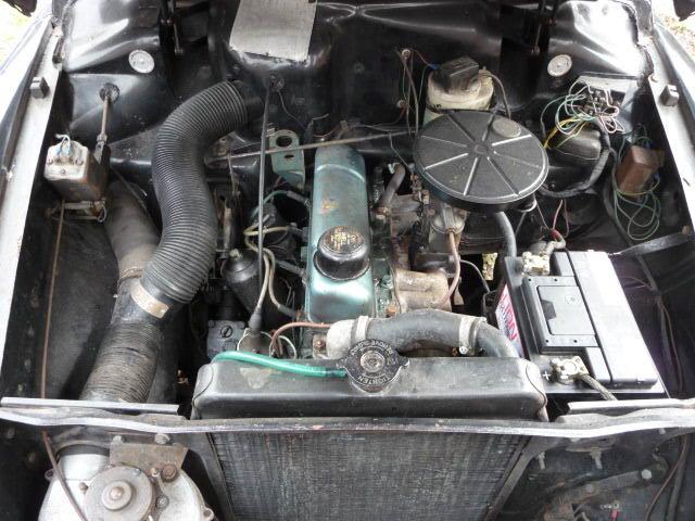 Hillman Minx Mk8 1955 1400cc Ohv SOLD (picture 6 of 6)